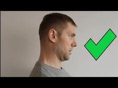 WŁAŚCIWE USTAWIENIE GŁOWY I SZYI, jak wyleczyć bóle głowy, karku i wiele innych ? - YouTube Health Fitness, Sports, Youtube, Stretching, Therapy, Shape, Physical Therapy, Hs Sports, Sport