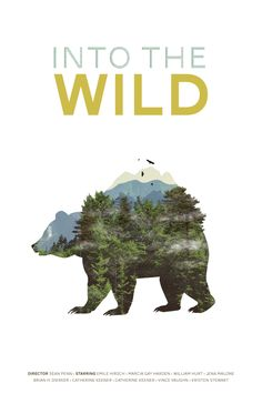 Into The Wild poster Redesign by Shannon...