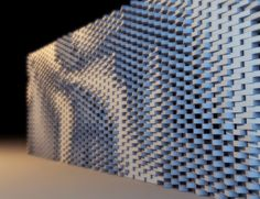 """3D-DREAMING """"Architecture from a digital point of view"""": Brick Wall by Tigran Kostandyan"""