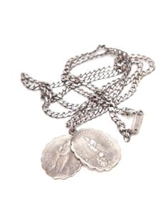 Mianai Saints Necklace - Every dude should have one dope necklace. Preferably simple and classic.
