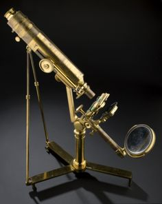 Joseph Jackson Lister's microscope, London, England, 1826