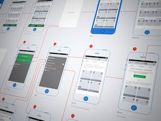 Dribbble - Wireframes by Cuberto