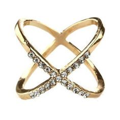 X Knuckle Ring