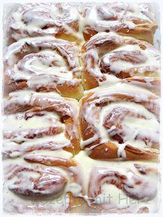 Rezepte mit Herz ♥: Amerikanische Cinnamon Rolls