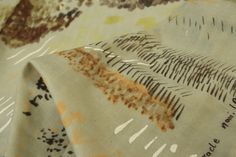 Spectacle Brown - Japanese Cotton - Tessuti Fabrics - Online Fabric Store - Cotton, Linen, Silk, Bridal & more