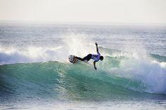 Marc Lacomare - Quiksilver Pro France 2013 ©Bravo