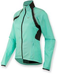 PEARL IZUMI Womens Pearl Reversible Jacket,Sea Blue,Large