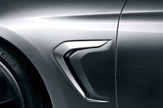 detail of 4er Coupé by BMW