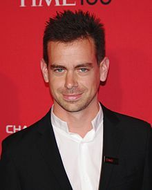 Jack Dorsey (born November 19, 1976) is an American web developer and businessman widely known as the creator of Twitter and as the founder and CEO of Square, a mobile payments company. In 2008, he was named to the MIT Technology Review TR35 as one of the top 35 innovators in the world under the age of 35.