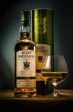 Hart Brothers Single Malt Scotch by Timothy Kou / Whisky Bar, Cigars And Whiskey, Scotch Whiskey, Whiskey Bottle, Wine Drinks, Alcoholic Drinks, Cocktails, Bourbon, Whiskey Quotes