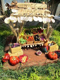 Fairy Grocer ~ Gateway Fairy Festival