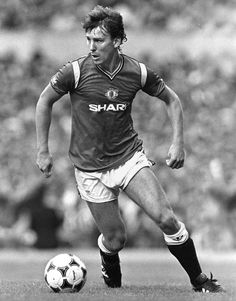7. Bryan Robson (England)  Role: Central Midfielder (Box to Box) & Captain