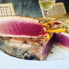 Seared Tuma. #recipe #cooking #cook #healthy #recipes #yummy #health #instafood #foodporn #delicious #foodpic #snack #food #biofood