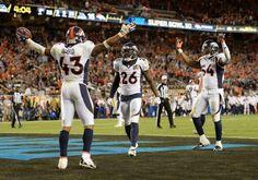 Singela homenagem aos Denver Broncos