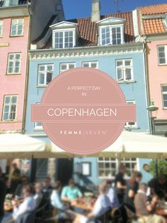 A Perfect Day In Copenhagen - Recommended Travel Guide                                 Denmark's capital is filled with traditional food, colorful architecture, cozy caffes and interesting sights. Check out our guide and use it to experience perfect 24 hours in Copenhagen.