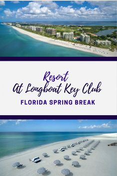 Spending an adult-friendly spring break at Longboat Key Club Resort in the Gulf Coast of Florida at spas, golf courses, tennis courts and more.   via @thethoughtcard