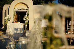 Ονειρεμενος καλοκαιρινος γαμος σε κτημα | Βασω & Θεμης - Love4Weddings