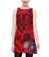 Desigual Ladies Kleider. Online Kleidung Verkauf im offiziellen Shop Desigual