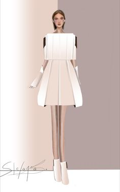 For Lab Lux 2 | Stefania Belmonte | collection | fashion design