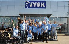 Jysk a inauguratcel de-al 50-lea magazin din țară în Sebes. Cu o suprafață totală de 1130 mp, JYSK Sebeș este situat în strada Augustin Bena nr. 88.