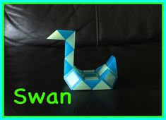 Smiggle Snake Puzzle (Rubik's Twist) How to make a Swan: Step by Step Tutorial ... Check out the new Facebook Page where you will find images of all Antoine's video tutorials to date together with links to all his videos. Click the 'Like' button to see his Facebook posts when he uploads new videos https://www.facebook.com/AntoineTutorials :)