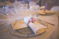 Wedding Mise En Place  Photographer: Blu Foto   Floral Design: Filly Creazioni Floreali