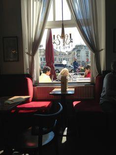 Café Dommayer w Wien, Wien