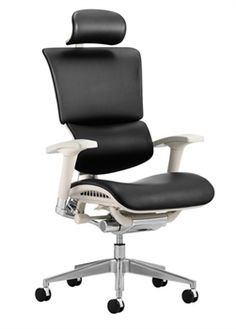 Inka Executive #Leather Office Chair  sc 1 st  Pinterest & 64 best Leather Office/Study Chairs images on Pinterest | Study ...