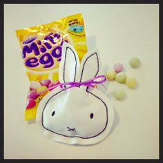 The Yewman Projects - Blogs, Dogs, Frogs & Books : Miffy Easter bags
