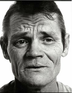 Richard Avedon - Chet Baker, Trumpet Player, New York City     1986