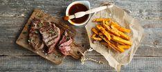 Grillatut ulkofileepihvit | Pääruoat | Reseptit – K-Ruoka Steak, Bbq, Food, Barbecue, Barrel Smoker, Essen, Steaks, Meals, Yemek