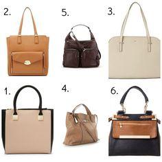 Sweet Little Pretties: Trend Alert - Winter Bags