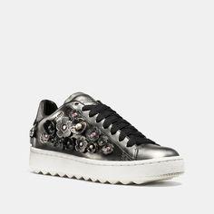 COACH Coach C101 Low Top Sneaker Classic Sneakers b261c3a2cb2ec