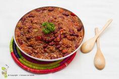 Cocotte de porc sucr sal recipe food - Marmiton chili con carne ...