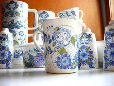 Figgjo Flint : Turi Lotte Giant collection of pottery