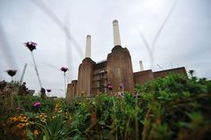 Battersea Power Station, London. | 14 Beautiful Abandoned Places In Britain