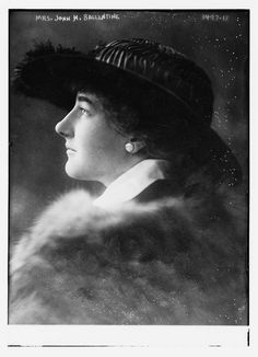 Mrs. John K. Ballentine  (LOC) by The Library of Congress, via Flickr