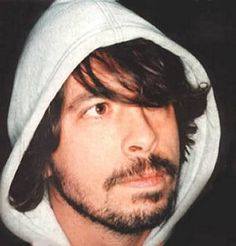 Dave in a hoodie...awww