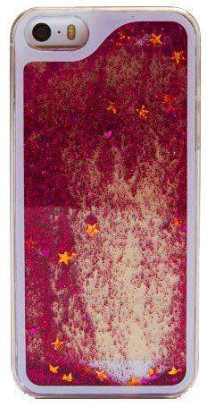 SKINNYDIP ( スキニーディップ ) ロンドン の 液体 の 中 を 流れて トキメク iphone6ケース IPHONE 6 PINK GLITTER CASE ケース ブランド アイフォン ケース モバイル カバー apple6 iphone6 保護シート ゲット 海外 ブランド