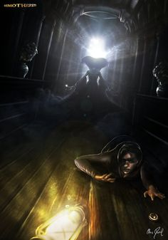 REMOTHERED - Falling down! by Chris-Darril on DeviantArt