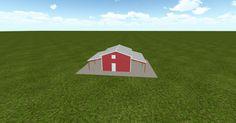 Cool 3D #marketing http://ift.tt/2iqNjxv #barn #workshop #greenhouse #garage #roofing #DIY
