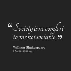 Introvert   William Shakespeare