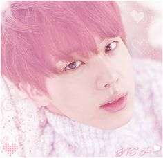 Jin [Bangtan Boys] Fan Edit ~ ❤ - k-pop - kpop - fan art - BTS - Bangtan Boys - Army - 방탄소년단 - Bangtan Sonyeondan - 진 - A.R.M.Y - Kim Seok Jin - Seokjin - Sukjin - Suk-jin - 김석진 - 아미