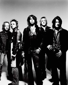 Aerosmith in the 70's