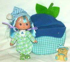 Blueberry Muffin Strawberry Shortcake Sweet Sleepers