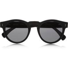 be23771750 Illesteva Leonard round-frame acetate sunglasses Illesteva Sunglasses