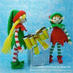kerst elfjes - zijkant