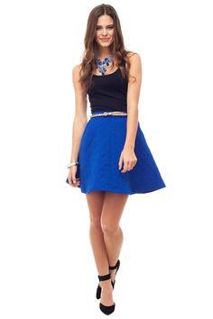 Parisian Royale Skirt