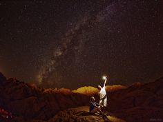 """""""A Starry Night of Sinai"""" by Stefan Seip (TWAN)"""