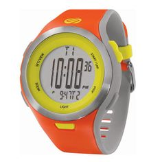 Perhaps our most fashionable, and definitely our most popular sports watch for men. Features include a 100 hr chronograph, a 15 sec EL backlight for running in low-light conditions, and a hydration alarm. Running Shorts Outfit, Best Running Shorts, Running Gear, Digital Sports Watch, Digital Watch, Cool Watches, Watches For Men, Running Accessories, Gifts For Runners
